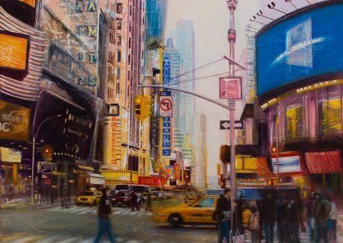 Daydream of New York