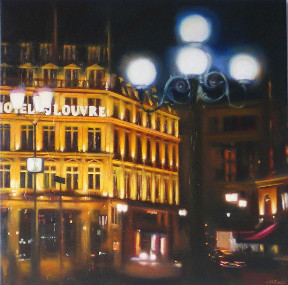 Hotel Du Louvre – 10.35pm