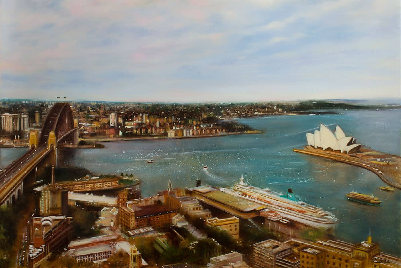 Sydney by Day