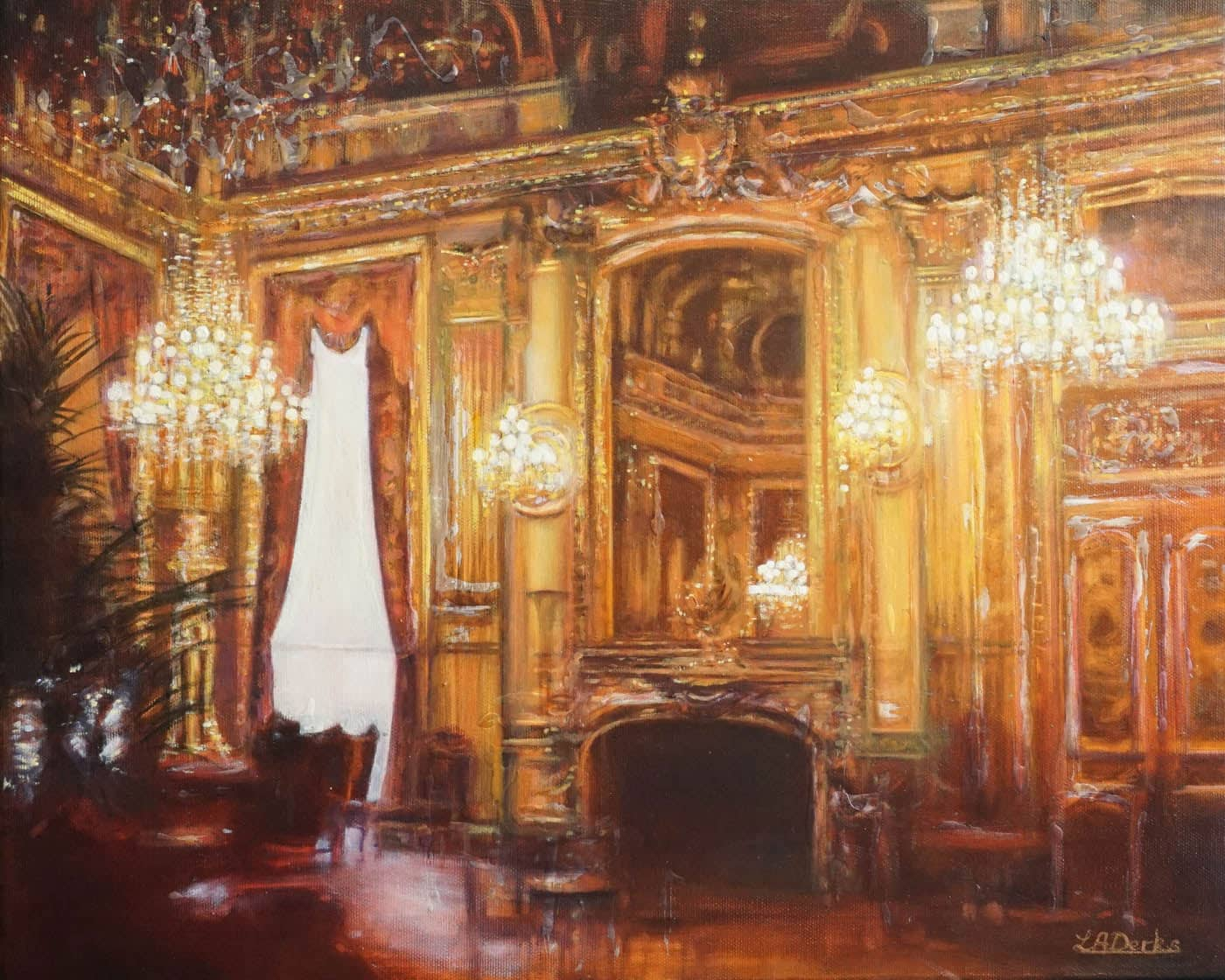 Parisian Chandeliers